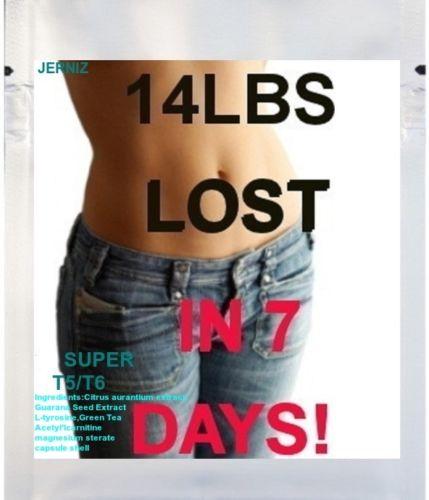 Super T5 T6 Weight Loss Slimming Diet Pills Fat Burner