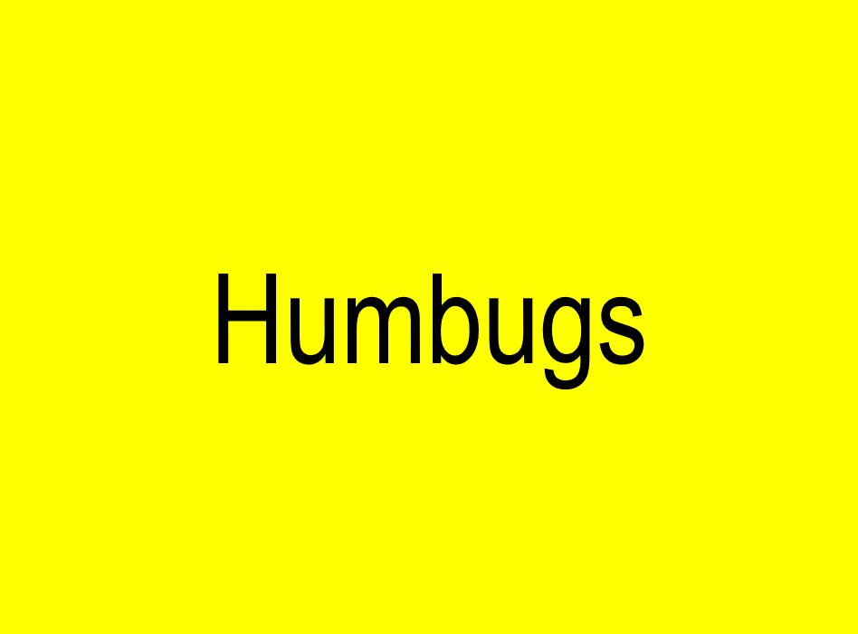 Maxons Humbugs