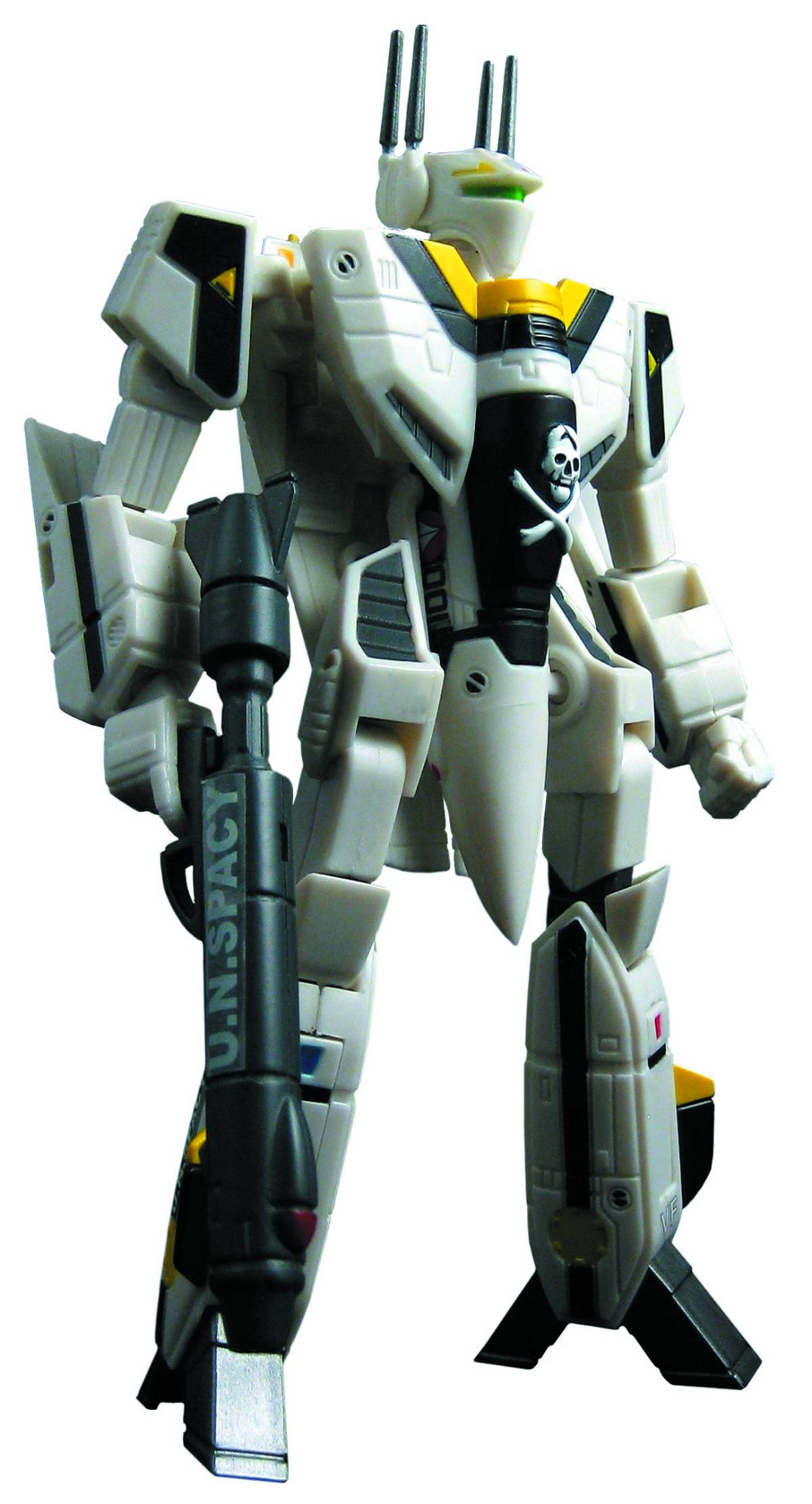 Robotech Roy Fokker VF-1S Transformable Veritech Fighter Action Figure