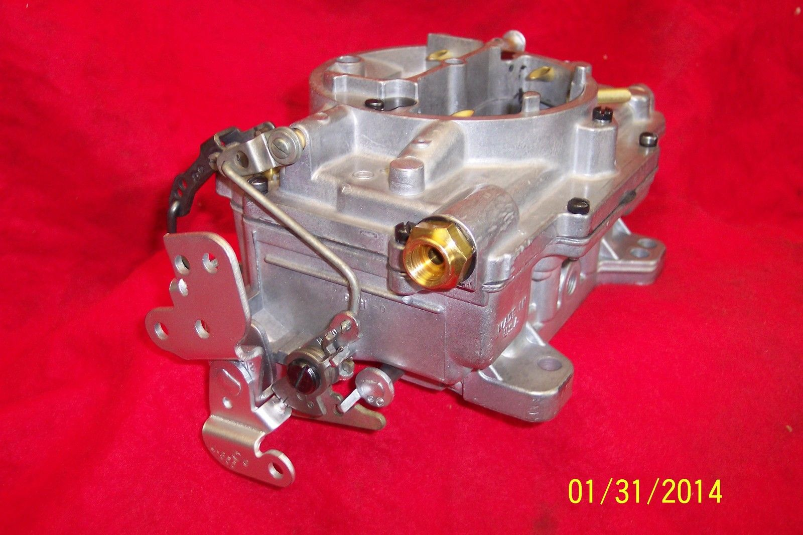 1957 58 Pontiac Afb Carburetor 347 370 Motors