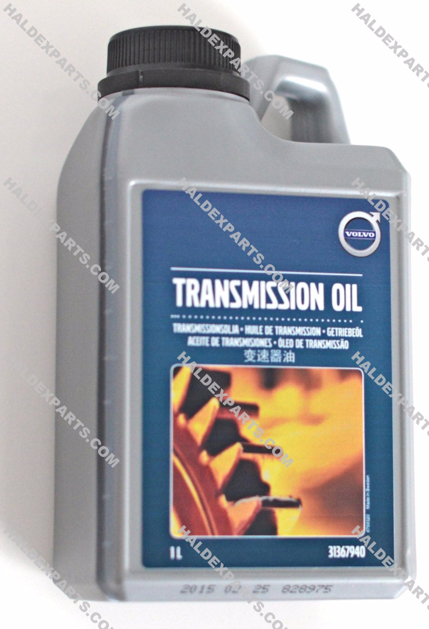 Volvo Transmission Oil Aoc Coupling