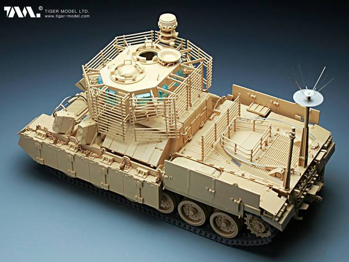 tiger model 1 35 idf nagmachon doghouse late apc 4616. Black Bedroom Furniture Sets. Home Design Ideas