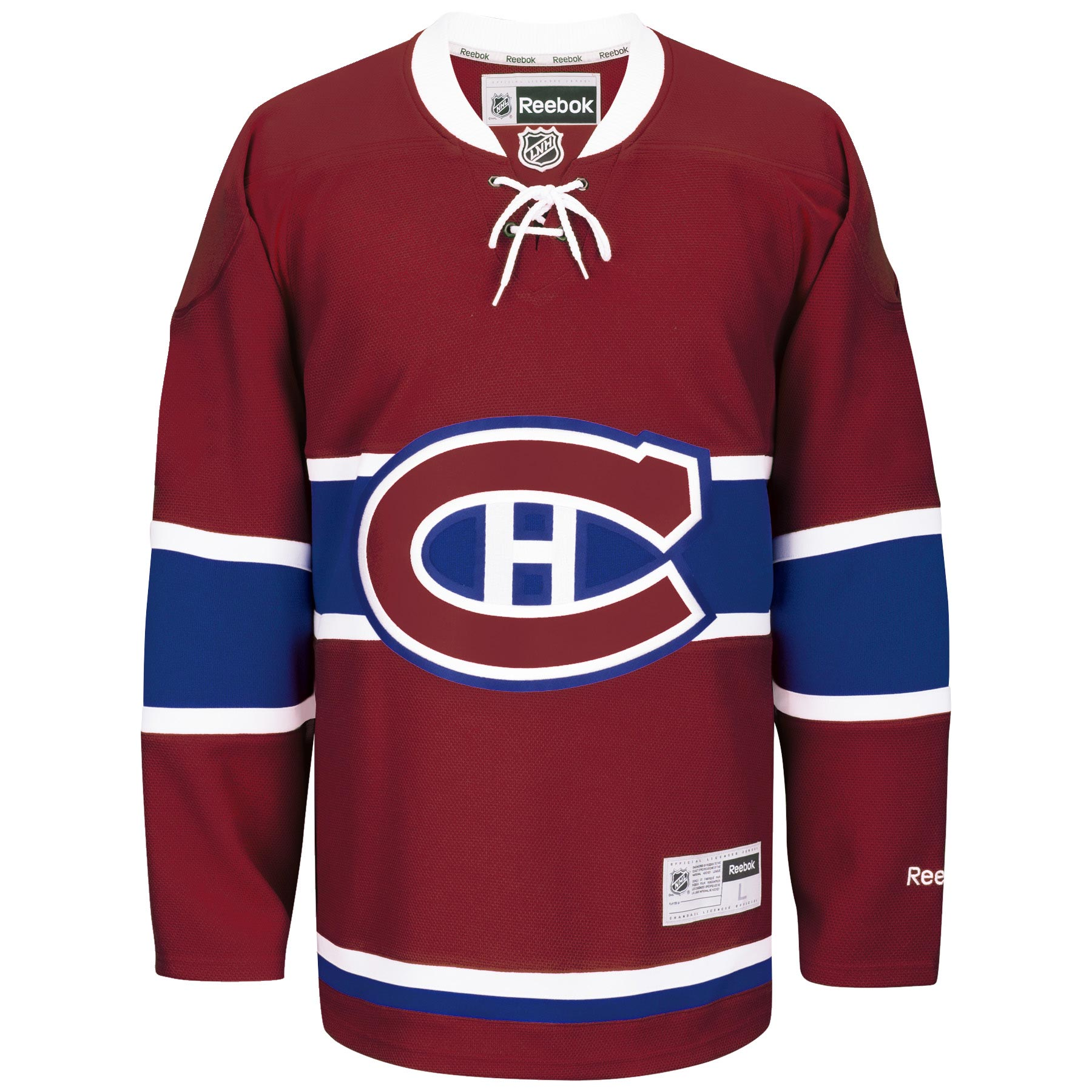 Montreal Canadiens Reebok 2015 16 Premier Replica Home Nhl Hockey Jersey Youth