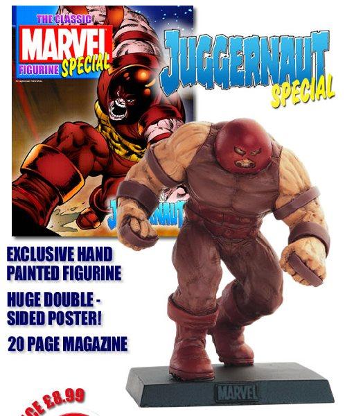 Juggernaut Figurine Special Statue Marvel Figurine Collectio