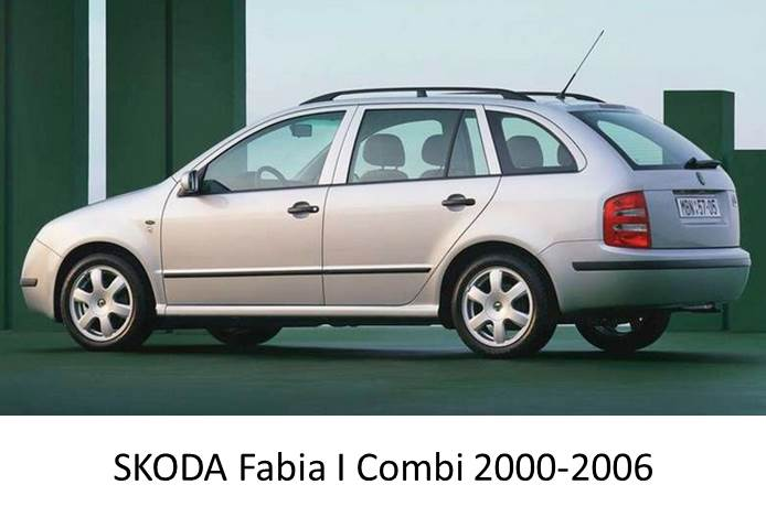 skoda fabia i combi 2000 2006 magnetic car sun shades 2 pack. Black Bedroom Furniture Sets. Home Design Ideas