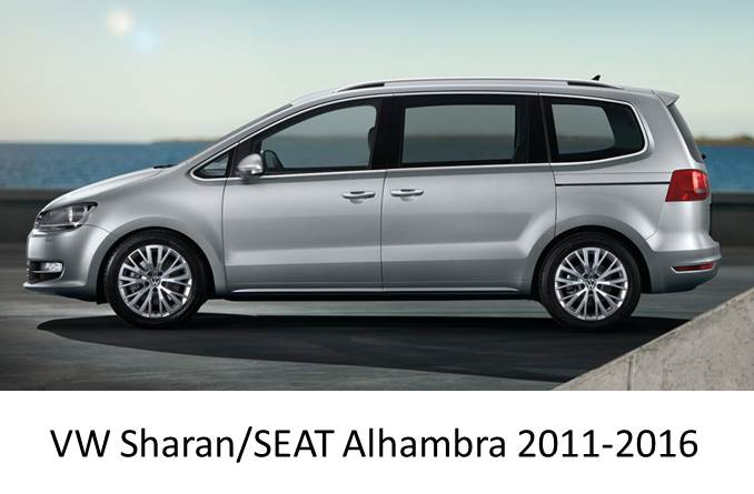 vw sharan seat alhambra 2011 2017 magnetic car sun shades. Black Bedroom Furniture Sets. Home Design Ideas