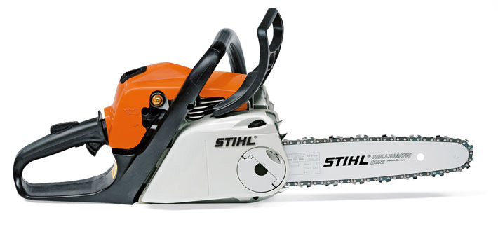 how to start a stihl chainsaw ms 251