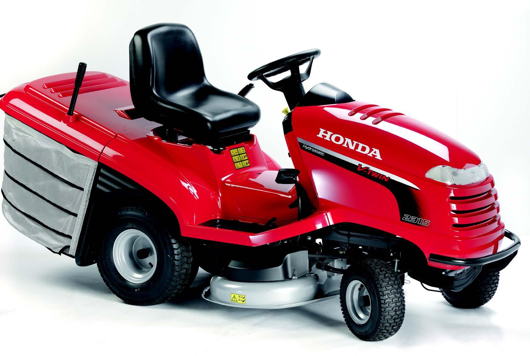 Honda Hf 2315 Hm Hydrostatic Lawn Tractor
