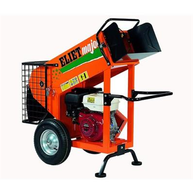 Eliet Major 4s Petrol Chipper Shredder