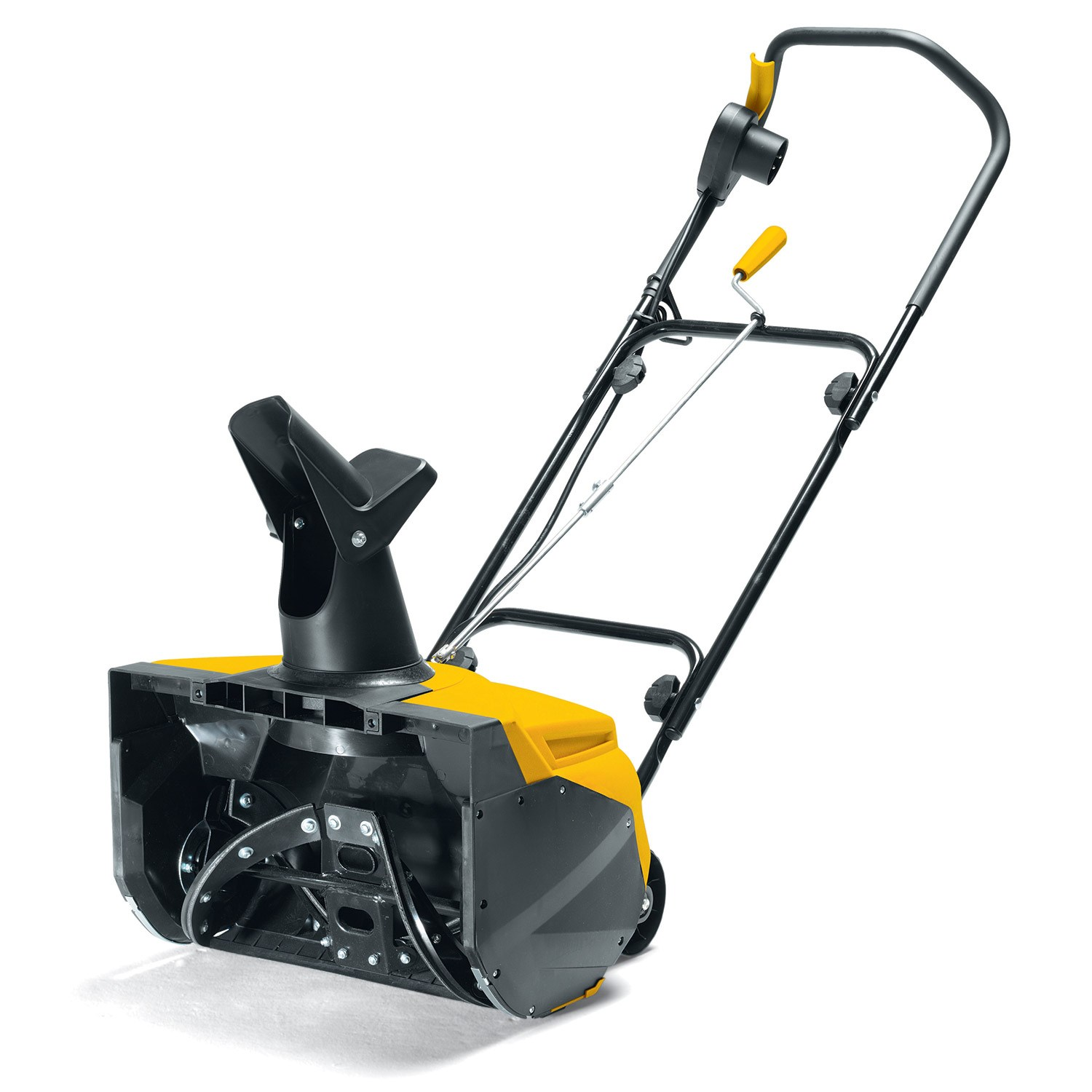 Powerful Handheld Electric Snow Blowers : Stiga electric snow thrower