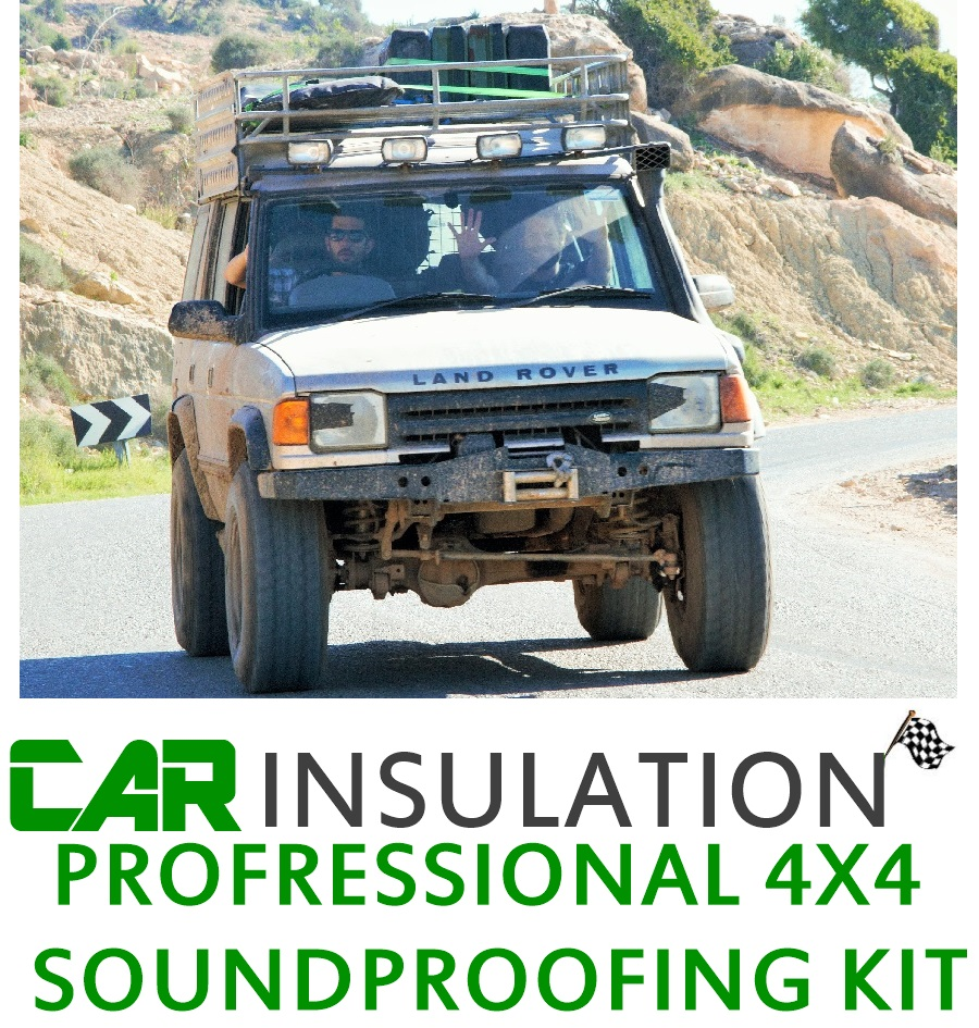 Car Soundproofing Kits : Buy soundproofing kit large exc engine bay