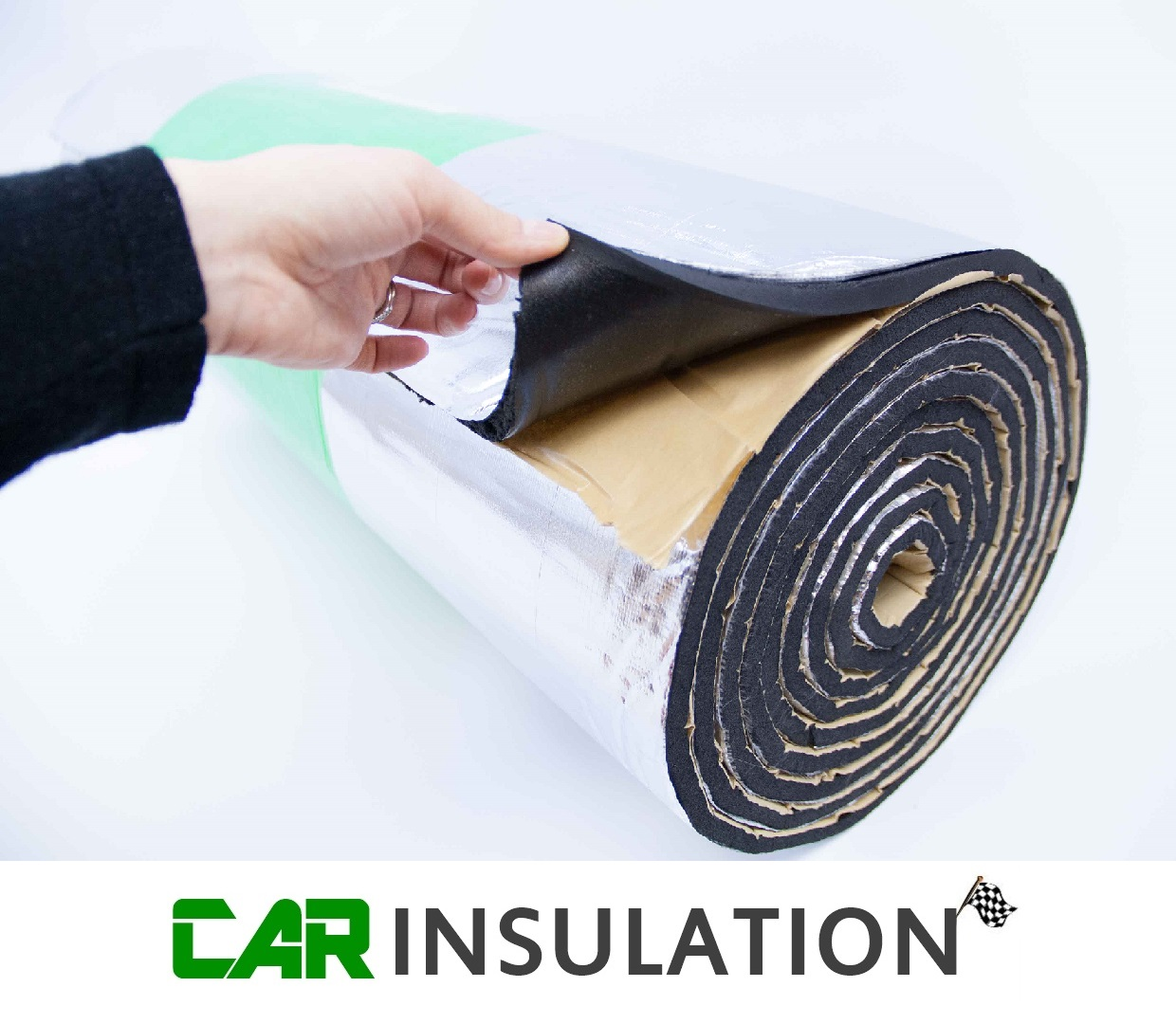 Automotive Firewall Insulation 5m Glassmat Htx Engine