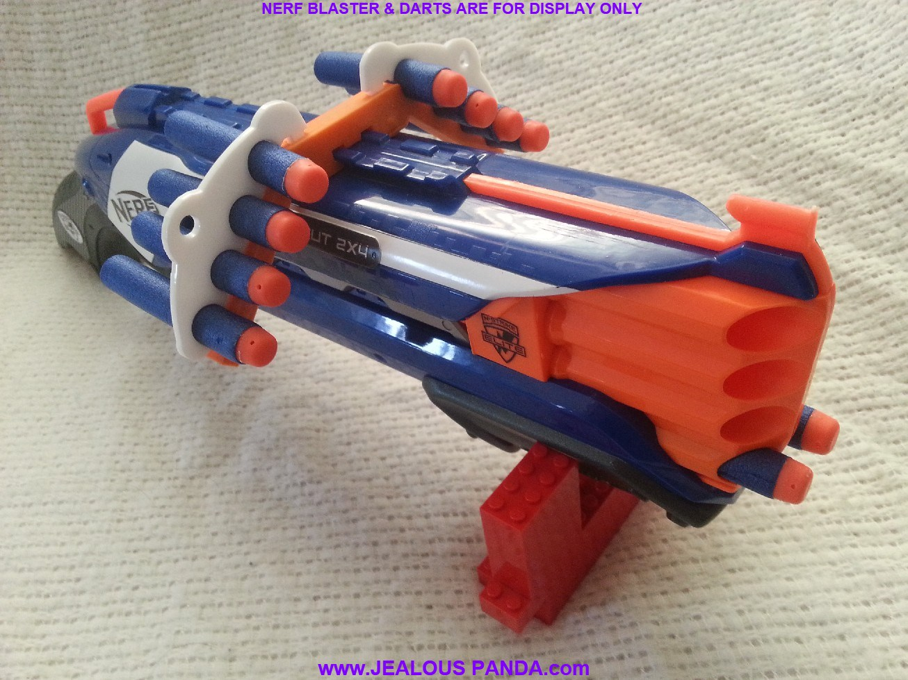 Custom Nerf Magazine Clip Speed Loader