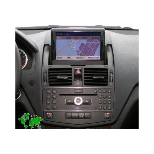 Dvd navigation mercedes comand aps europe 2018 ntg4 v15 for Mercedes benz navigation update