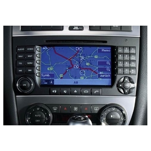 dvd map comand aps ntg2 mercedes navigation v19 0 2018. Black Bedroom Furniture Sets. Home Design Ideas