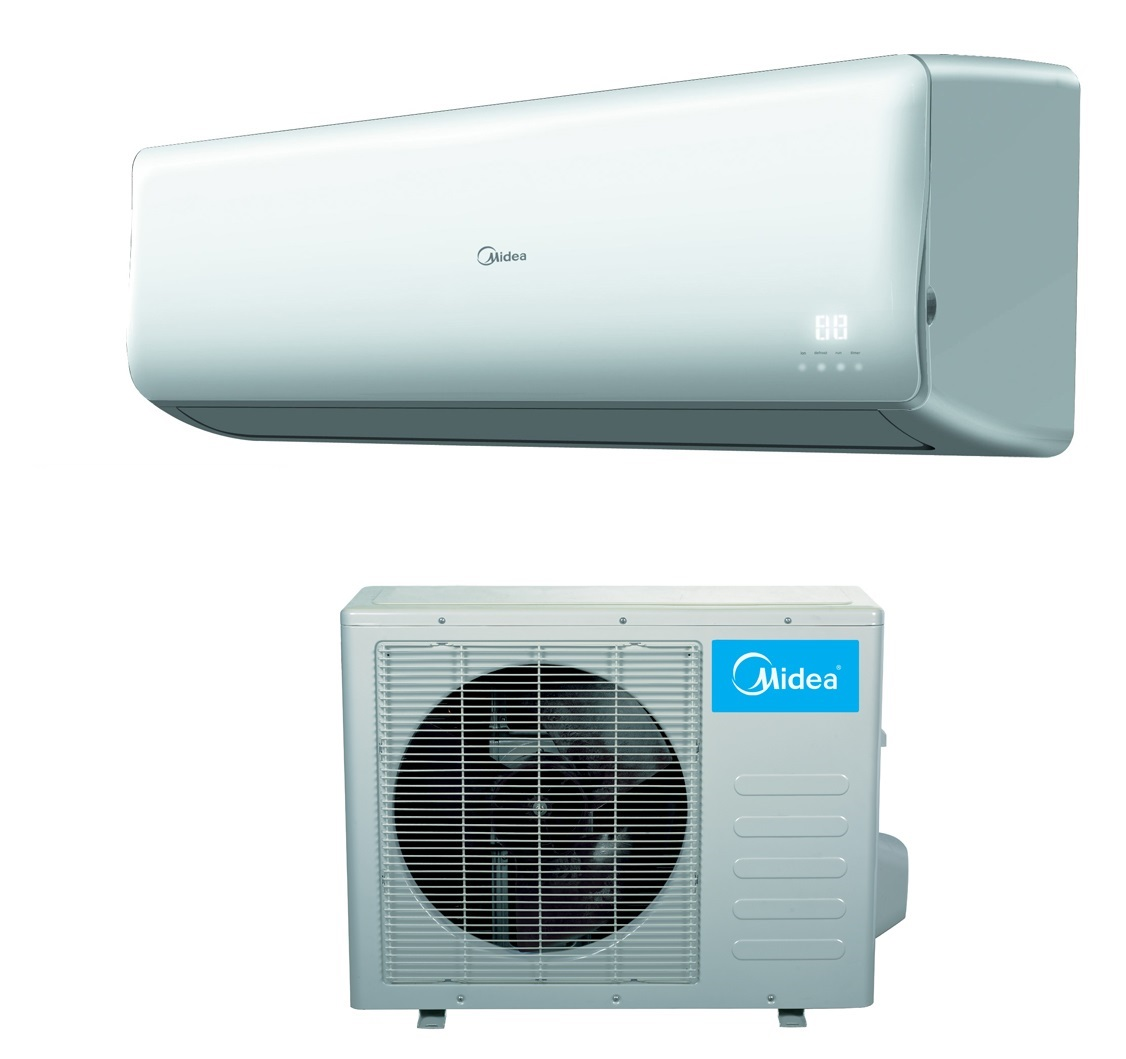 18 000 Btu 21 SEER Inverter Mini Split Heat Pump AC Energy Star #0091CB