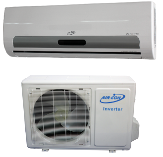 AirCon 12 000 Btu 16 Seer 110v Mini Split Heat Pump AC #2C5D9F