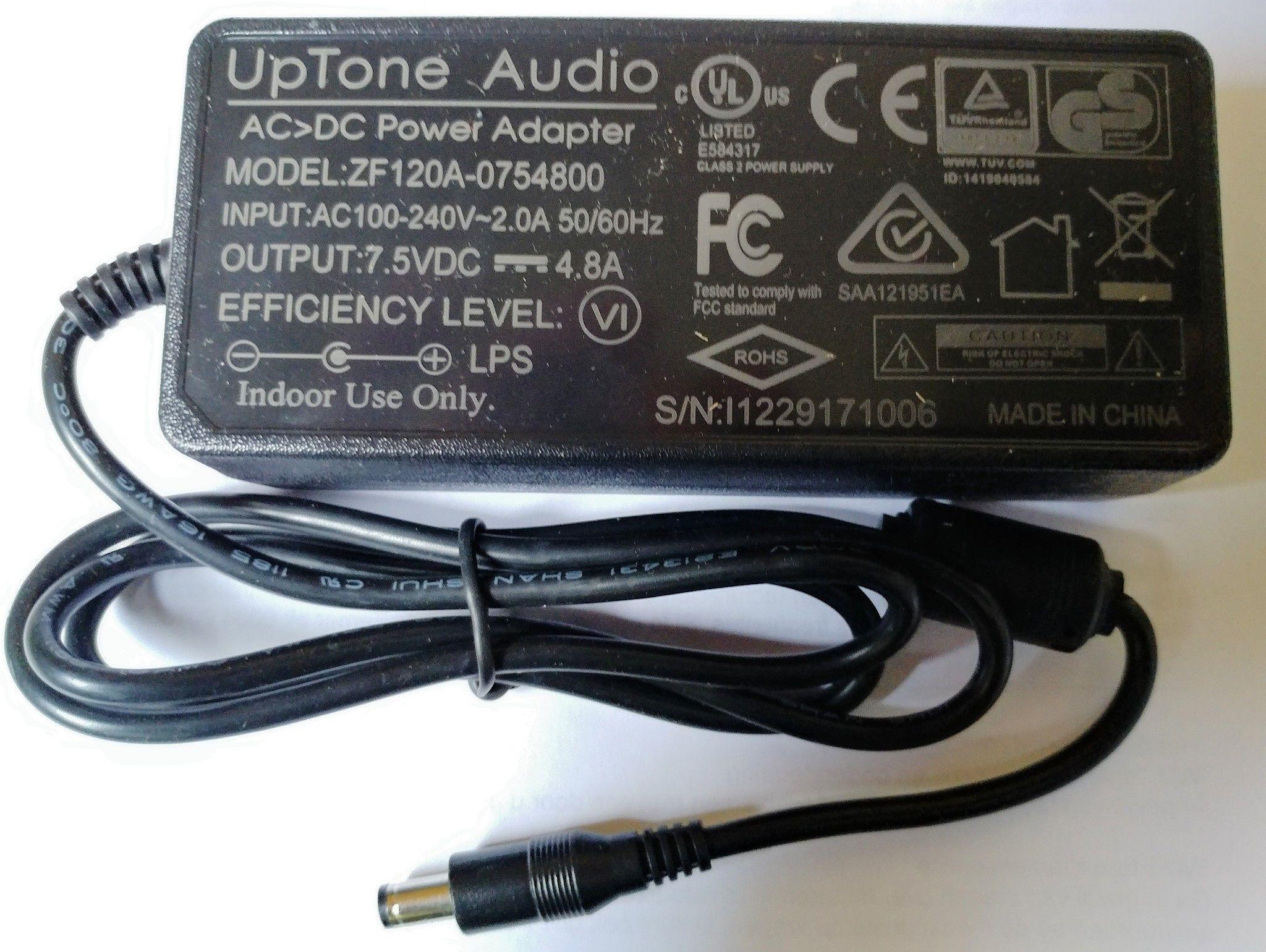 Uptone 75V ground shunt 36W PSU