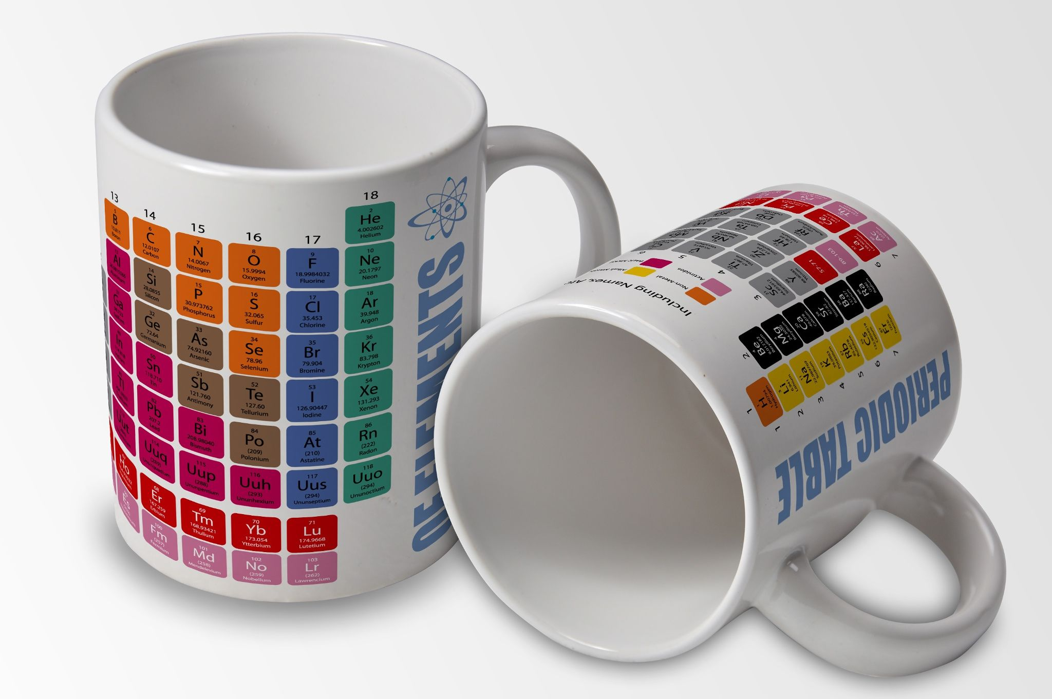 Table of elements mug cup periodic table of elements mug cup urtaz Gallery