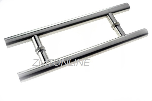 Stainless Steel Back To Back Handles