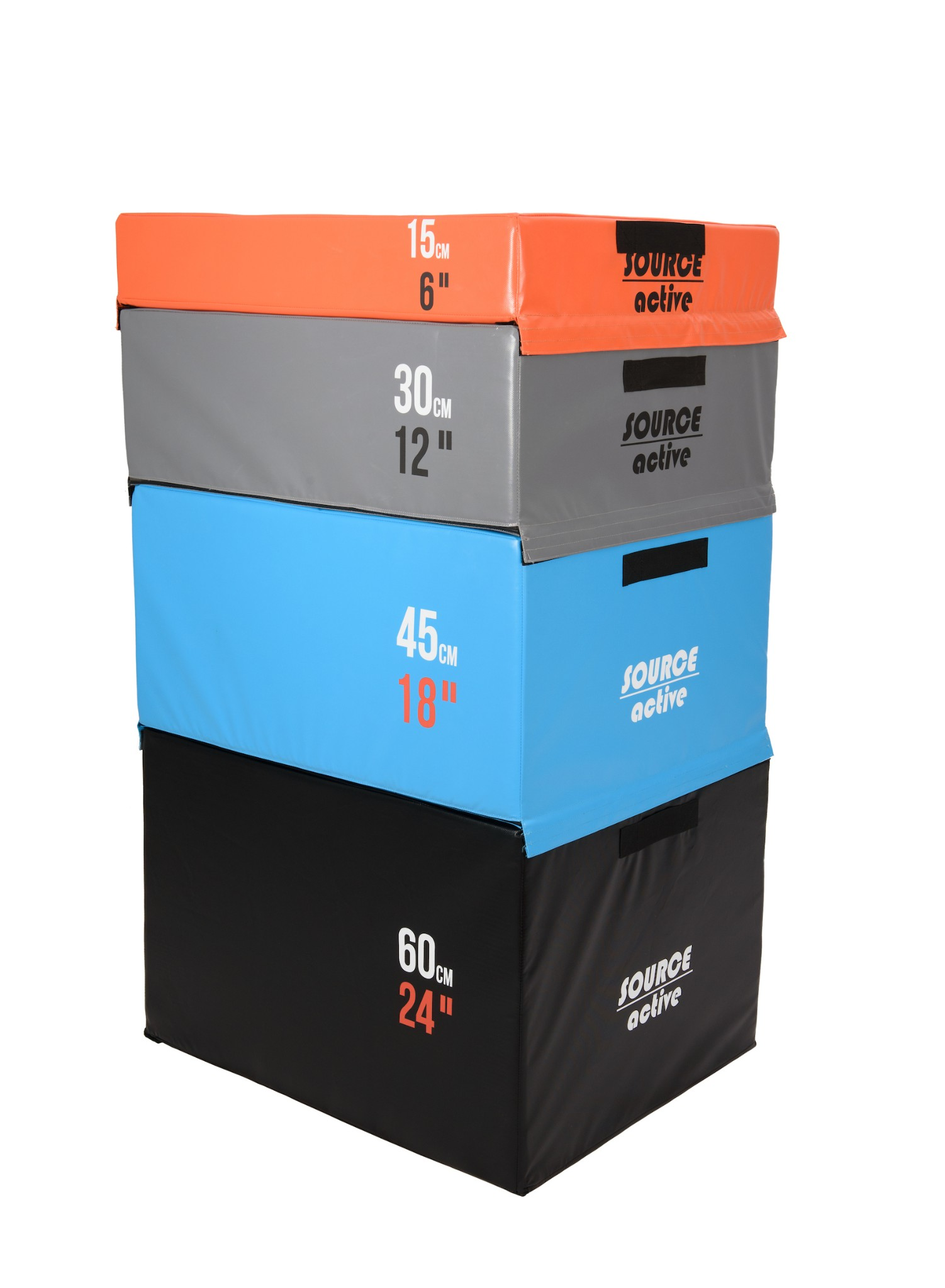 SOURCE ACTIVE SOFT PLYOMETRIC JUMP BOXES