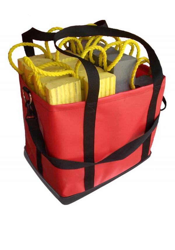 Extrication Cribbing Bag