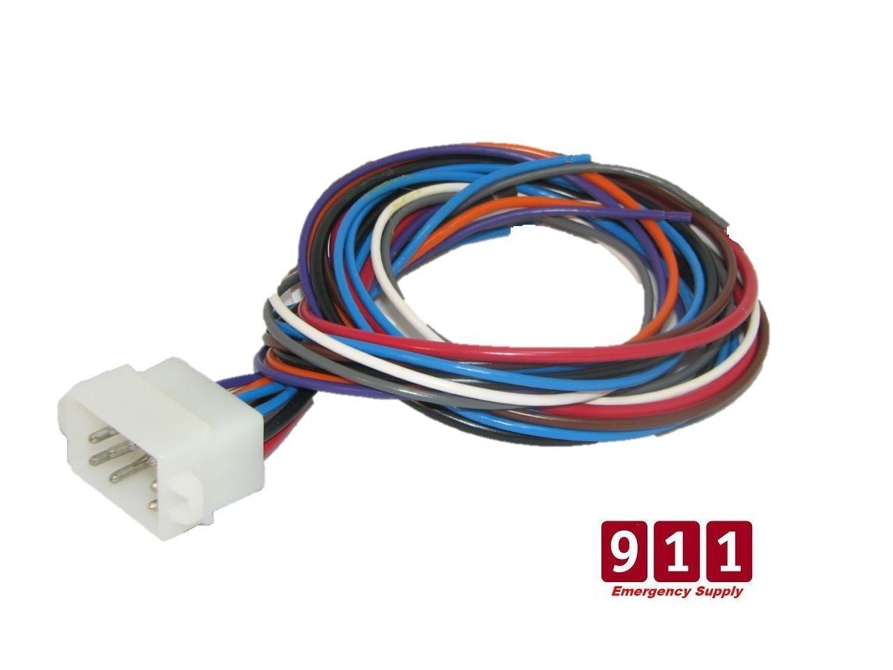 Metra 71-1677-1 Reverse Wiring Harness for 78-90 GM Vehicles 12-PIN FactoryRadio