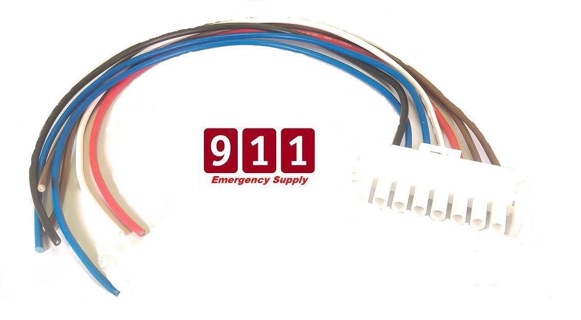 Brilliant Svp Carson Siren Power Harness 8 Pin Sa 450 90 Wiring 101 Dicthateforg