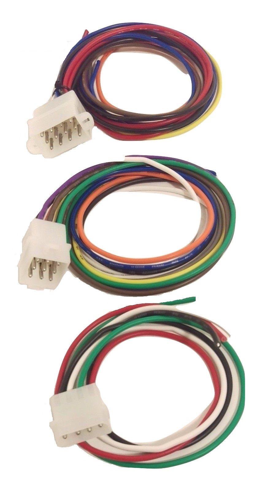 whelen Whelen Power Supply Wiring Diagram whelen 295hfsa5 4, 9, and 12 pin wiring cable kit whelen power supply wiring diagram