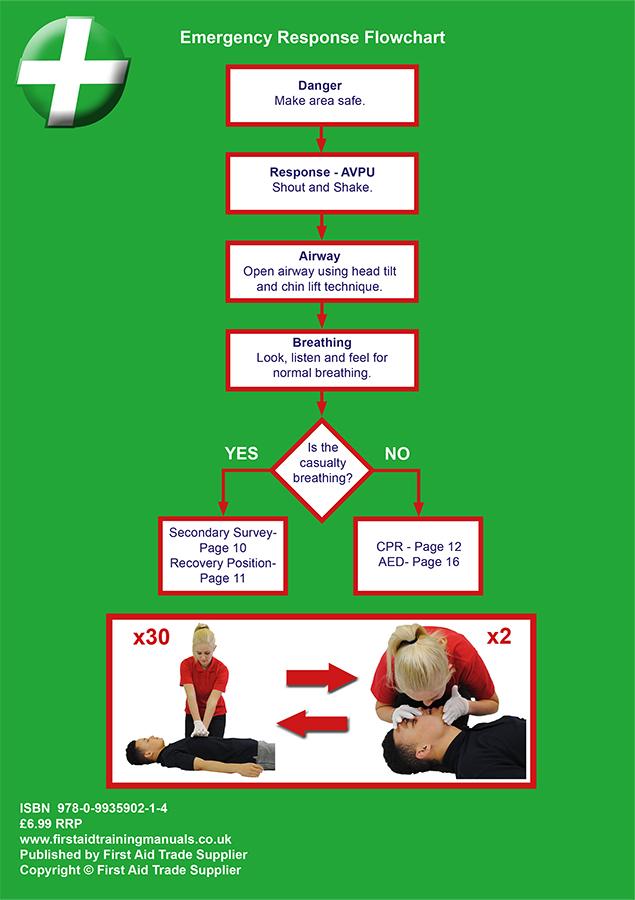 200 bulk buy x First Aid at Work FAW training manual