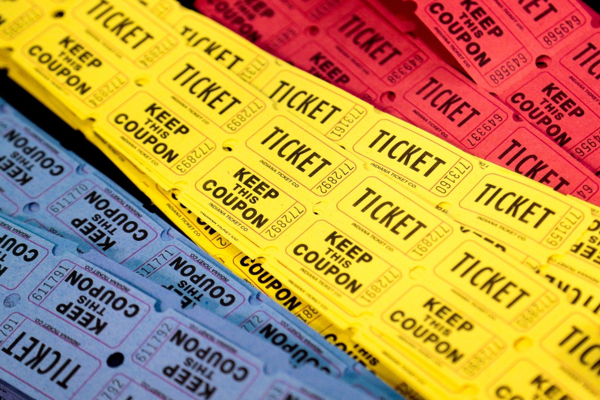 rafel tickets