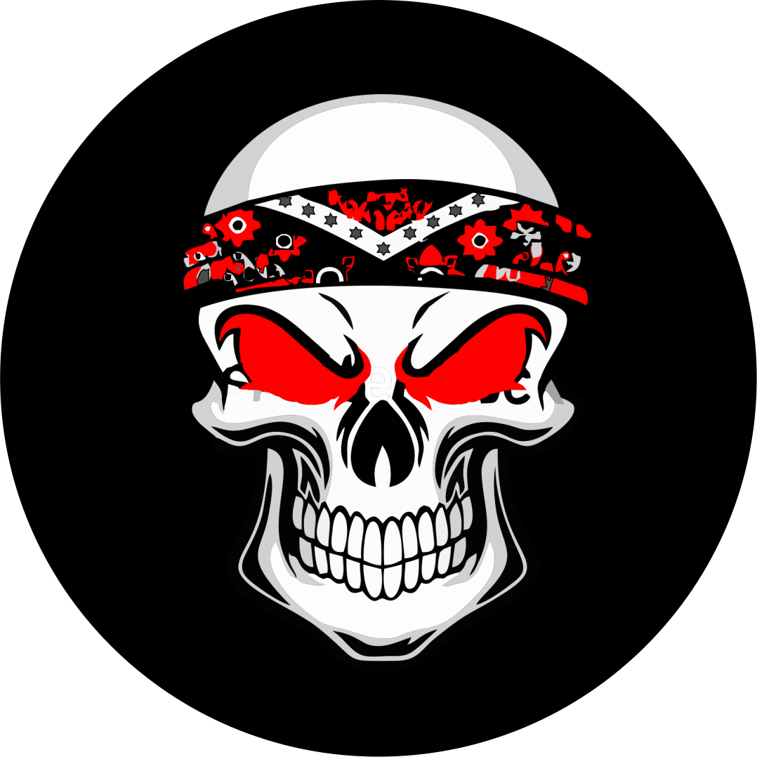 bikers skull logo - photo #5