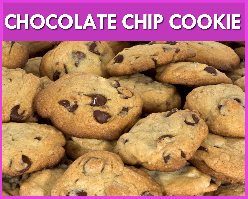 Chocolate Chip Cookie Flavour Mix