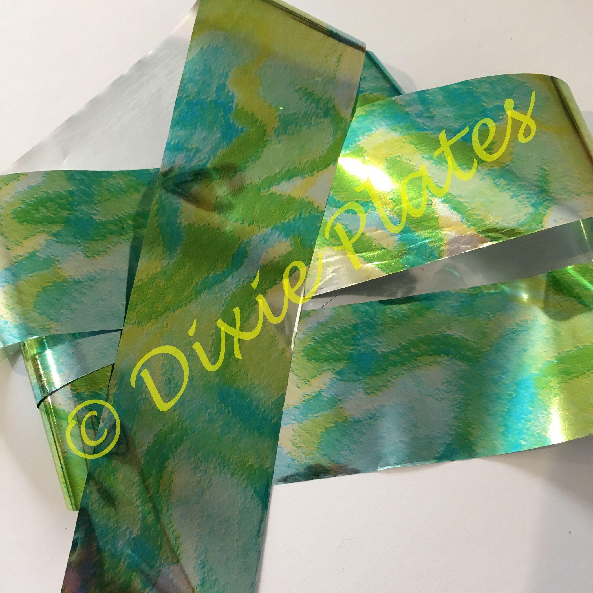 Chatreus Sky Nail Art Foil 1 Meter
