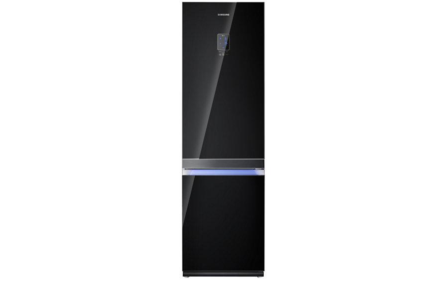 haier black fridge. samsung frost free fridge freezer piano black glass haier black fridge o