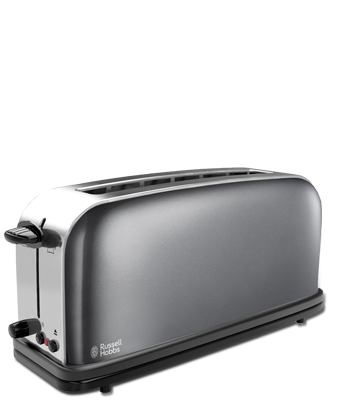 toaster russell classic steel slice long a by products slot stainless toasters hobbs