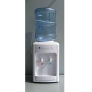 TREDIA TABLE TOP WATER COOLER WHITE