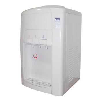OTTO TABLE TOP WATER DISPENSER WHITE