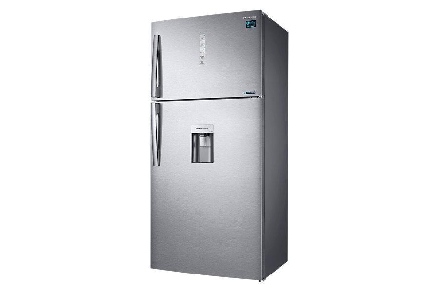 samsung frost free top mount fridge freezer with water. Black Bedroom Furniture Sets. Home Design Ideas