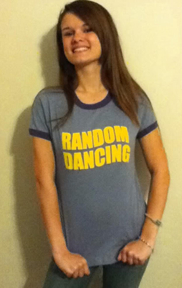 Penny Tees - Random Dancing - ICarly Penny Tees - Random Dancing shirt - Be like Carly Shay