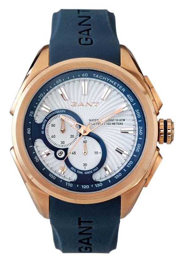 gant blue watch