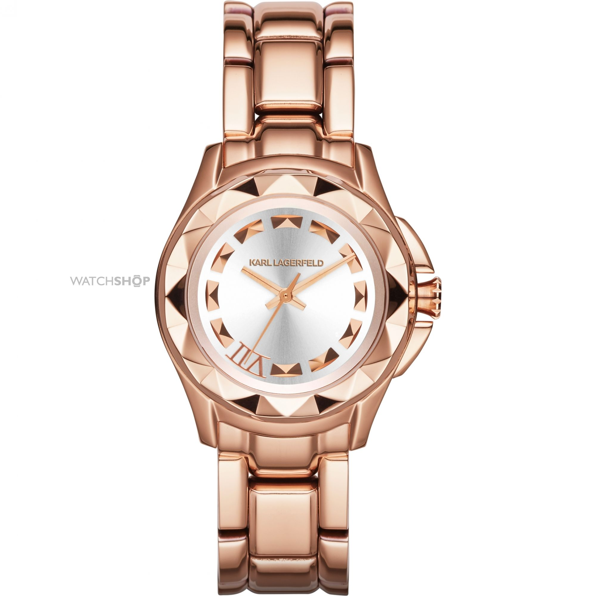burberry p watch dial watches tone rose chronograph unisex gold