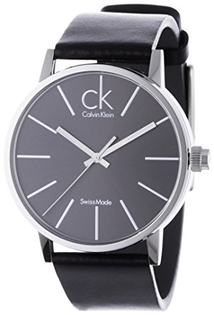 calvin klein k7621107 ck mens post minimal watch