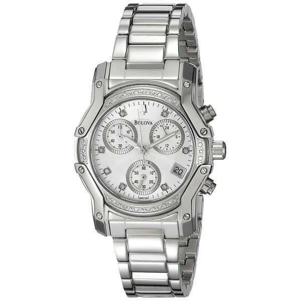 Bulova Womens Diamond 96R138 Watch f67476855e