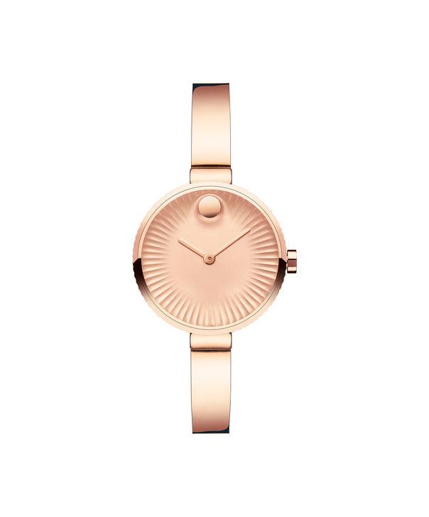 Movado Womenu0027s Rose Gold Tone Steel Bracelet 3680022 Watch