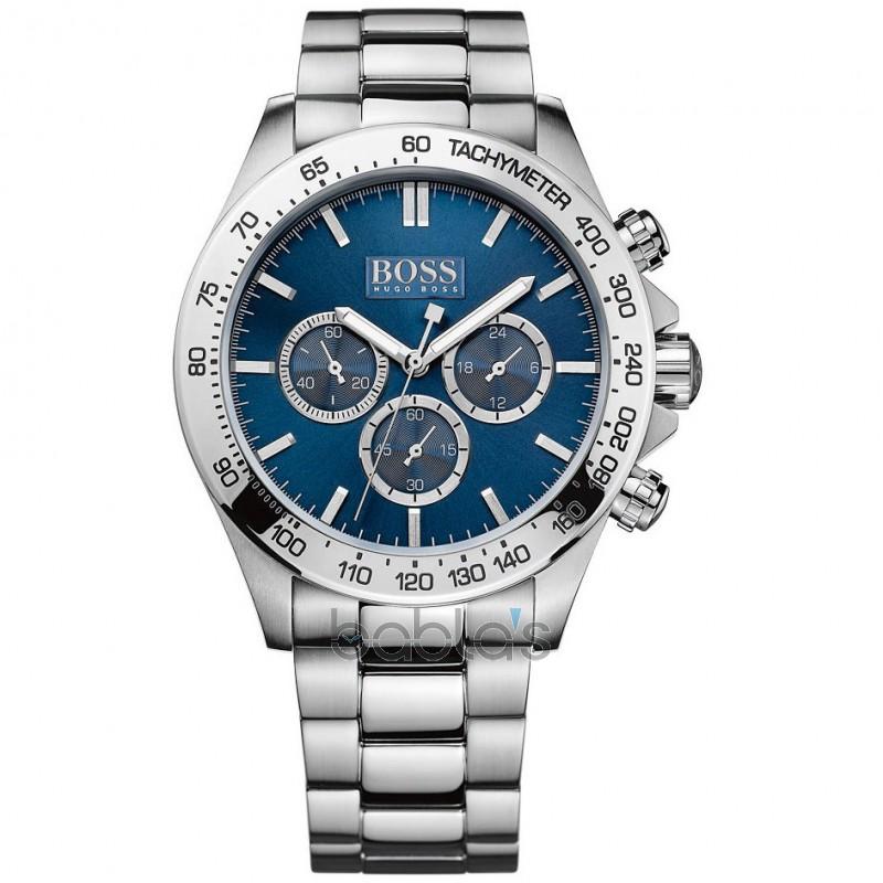 Hugo Boss 1512963 Gents Bracelet Blue Face Watch 8b769b05818f
