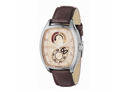 fossil me1033 mens champagne dial and brown leather strap wa fossil me1033 mens champagne dial and brown leather strap watch
