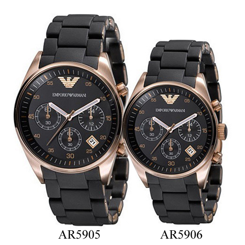 Emporio Armani AR5905 and AR5906