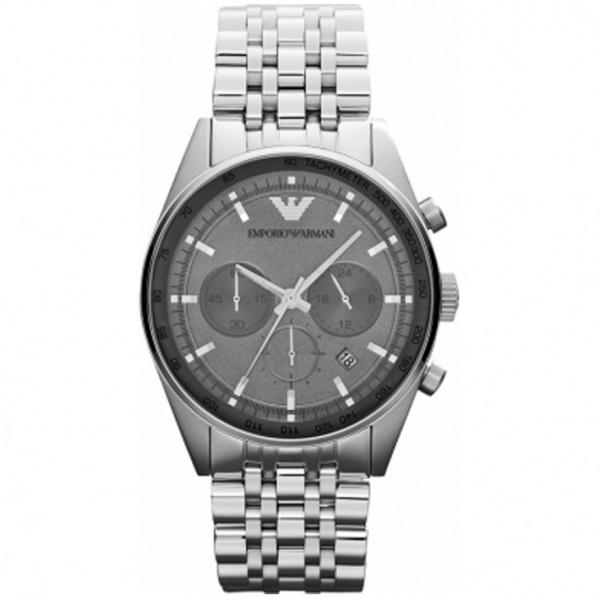 armani ar5997 classic mens chronograph watch emporio armani ar5997 classic mens chronograph watch