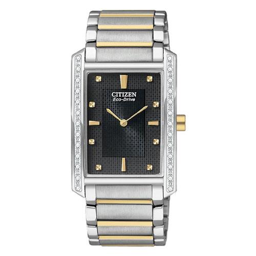 Citizen Men S Bl6064 52e Palidoro Eco Drive Diamond Watch